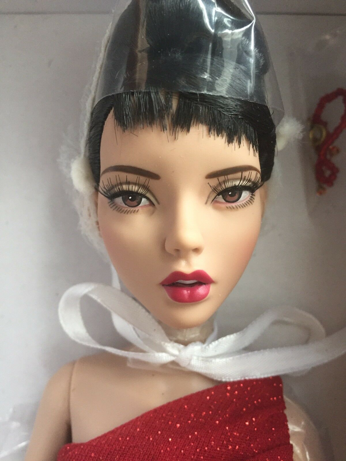 Tonner 16   2014 Ufdc Deja Vu Judy rosadodo rojo Bambola Fashion Disegna le 125