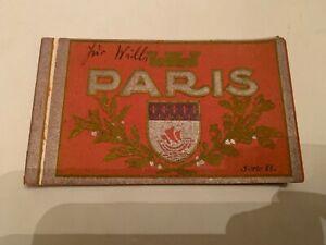 Vintage-Paris-France-Series-II-Postcard-Book