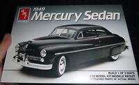 Amt 1949 Mercury Club Coupe 3n1 6815 Model Car Mountain Kit 1/25