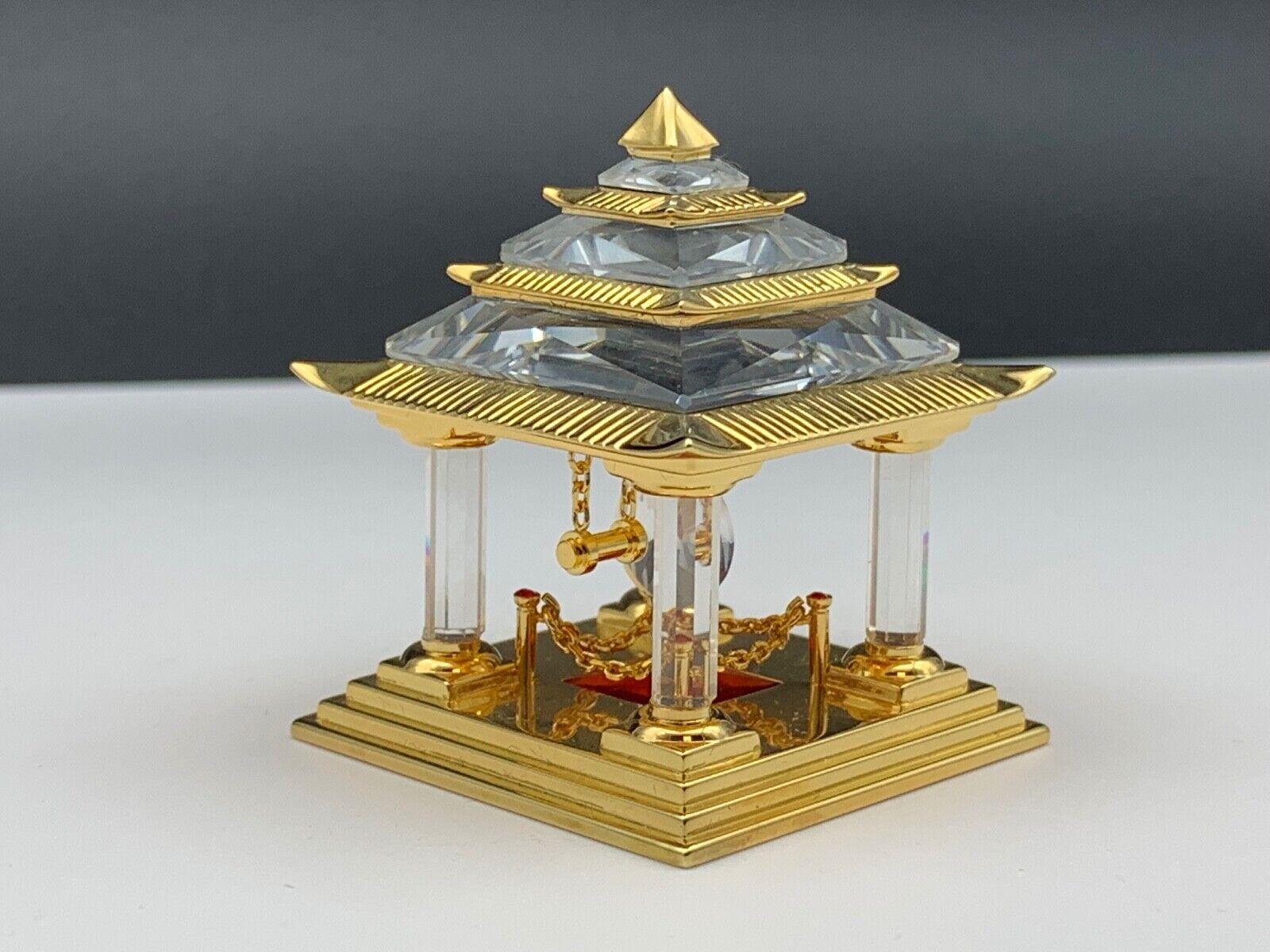 Swarovski Figur 243447Japanischer Tempel 5 cm. Top Zustand
