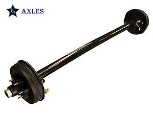 5k//5.2k//6k Trailer Axle Brake Assembly Drivers Side - Dexter Compatible 5000 lb//5200 lb//6000 lb Left Hand 12x2
