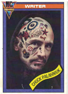 Limited-Edition-NC-Comicon-Chuck-Palahniuk-Trading-Card-and-Fight-Club-3-Ashcan