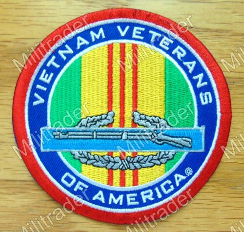 Vietnam Veterans of America VVA Combat Infantry Patch