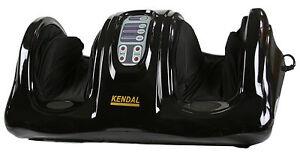 Shiatsu-Kneading-Rolling-Foot-Massager-Personal-Health-Studio-AM-201-black