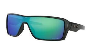 Oakley RIDGELINE Sunglasses OO9419-0427 Black Ink Frame W/ Prizm Jade Lens NEW