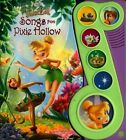 Tinker Bell Songs From Pixie Hollow 9781450803663 by Publications International