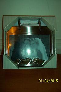 Fetco Home Decor Pewter Picture Album Nip Ebay