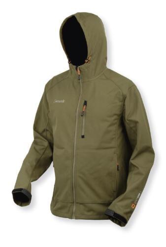 Prologic Shell-Lite Jacket Gr XXL Softshell Jacke mit 8000mm Wassersäule