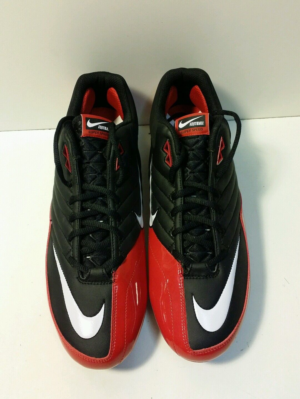 New Nike Super Speed D Men's Football Cleats Comfortable Seasonal price cuts, discount benefits