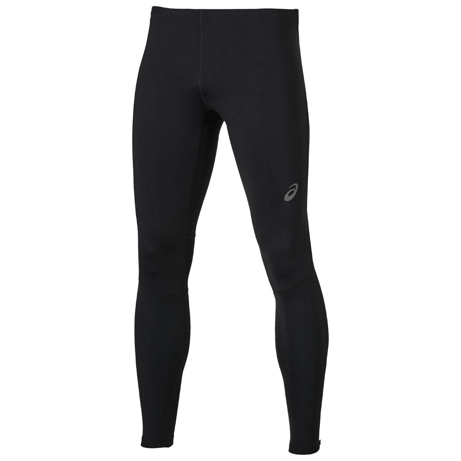 Asics Lite-show Tight-caballeros-corre  pantalones-función pantalones-negro - 129918-0904  colores increíbles