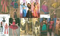 Simplicity Dance Costume Sewing Pattern Misses You Pick
