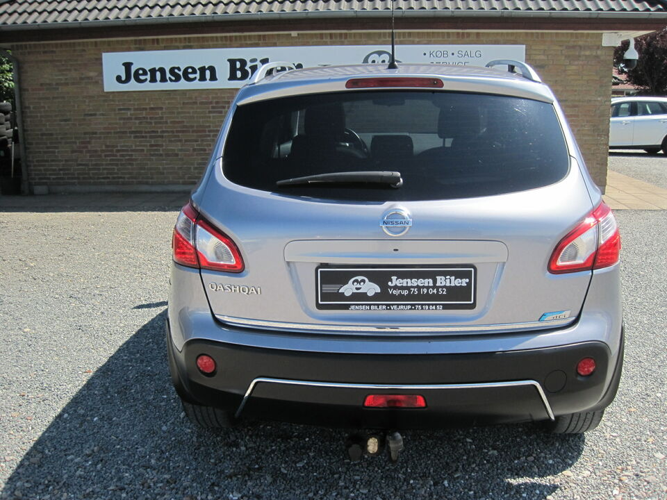 Nissan Qashqai 1,6 dCi Tekna Diesel modelår 2011 km 141000