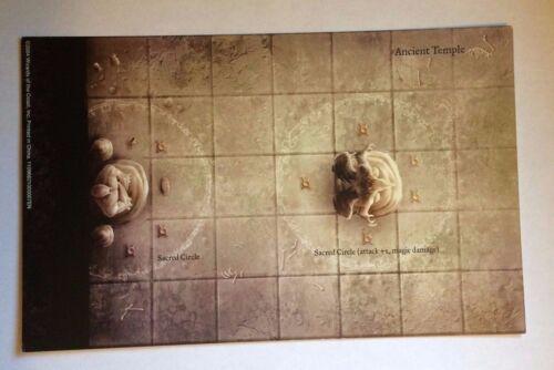 D/&D Ancient Temple DDC map tile cardboard tile W.O.T.C