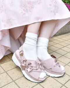 Image is loading LIZ-LISA-String-Ribbon-Sandals-Japan-kawaii-lolita- 6193e2c1829a