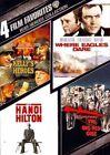 4 Film Favorites War Heroes 0883929130733 DVD Region 1 P H