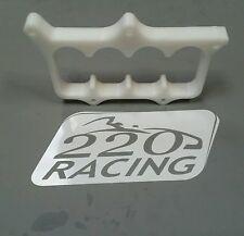 220 Racing H22 Plastic spacer h22a intake f20b f22a6 h23 h23a f20b stage 2