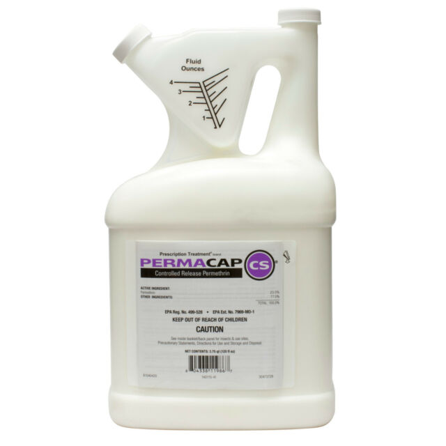 PermaCap CS (Controlled Release Permethrin) for sale online | eBay