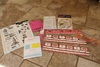 Scrapbooking Stickers Embellishments Hearts Love Valentine's Day Wedding Theme