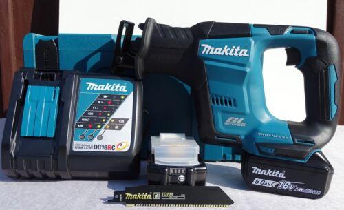 Chargeur Makita Batterie Set djr188rtj 18 V; djr188 Set 2 xAkku 5,0ah