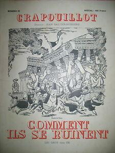 COMMENT-ILS-SE-RUINENT-LES-GROS-TOME-III-LE-CRAPOUILLOT-1956