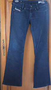 f5691845 jeans femme DIESEL modèle louvely TAILLE W27 (36/37) | eBay
