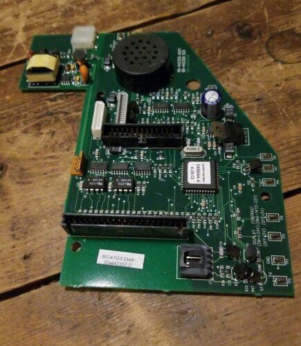 Hobart quantum LED Console Control Board W// Speaker 00-442355