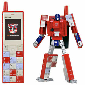 MISB in USA - Transformers Takara au Design Project Infobar Optimus Prime Convoy