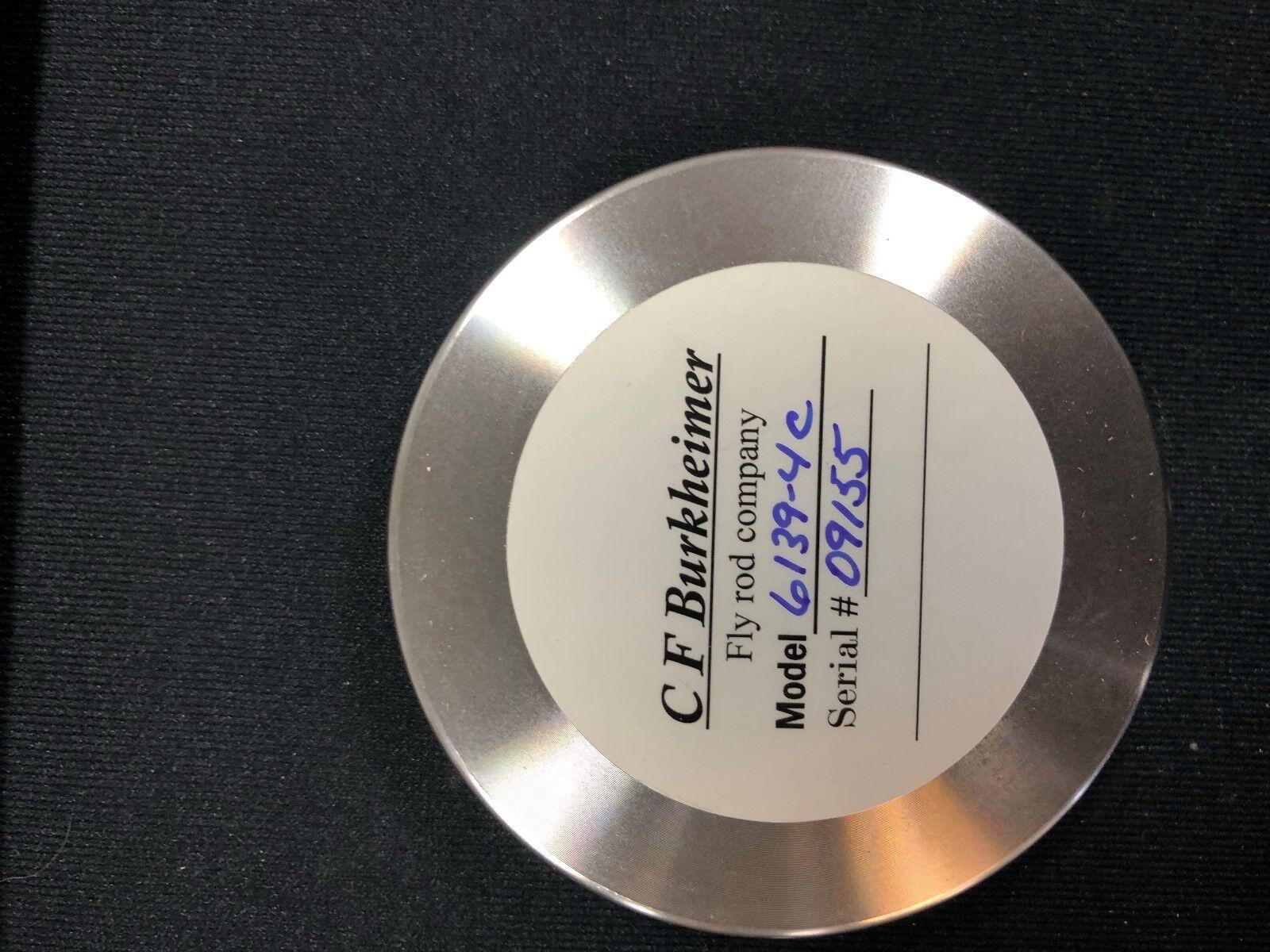 C.F. burkheimer 6139-4 Classic Spey rod