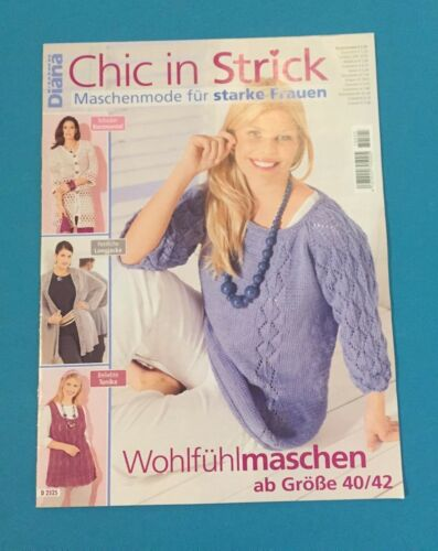 Special Diana Chic in Strick ab Größe 40//42 D 2525 ungelesen  1A abs TOP
