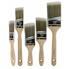 ProGrade Home Wall/Trim House Paint Brush Set Great For Professional Painter And
