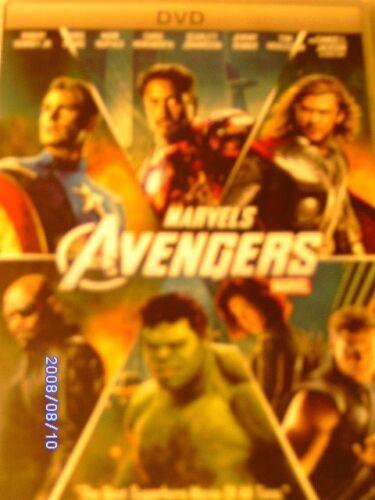 1 of 1 - MARVEL'S THE AVENGERS DVD REGION 1