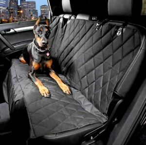 Pet Dog Suv VanCover Car Seat Hammock Rear Back Protector Waterproof Mat