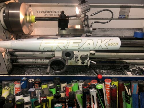 2020 Miken Freak Gold ASA Shave Roll Poly For Slowpitch Homerun Derby Softball