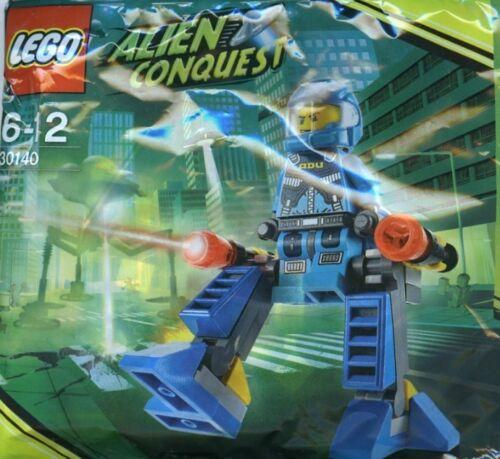 LEGO 30140 Alien Conquest ADU Walker Exklusiv Set