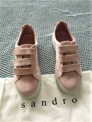 sandro basket rose