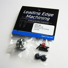 SALE! NEW LEM Traxxas Summit 1/10 Diff Cup Combo 7075 Aluminum Differential