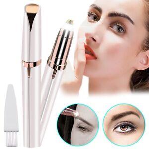 Depiladora Lipstic para Cejas Brows Removedor Instantáneo Indoloro Pelo Epilator