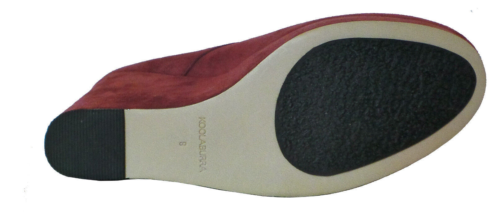 Koolaburra Katelyn 21 [/36 gamuza 39 40 41] de gamuza [/36 botines rojo nuevo fc8192