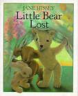 Little Bear Lost by Jane Hissey (Paperback, 1989)