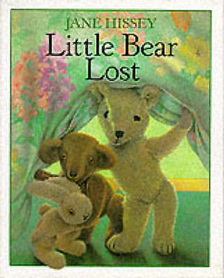 Very Good Hissey, Jane, Little Bear Lost, Hardcover, Book