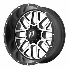 Kmc Xd Series 18x9 Xd820 Grenade Wheel Satin Black Machined 6x556x1397 12mm Fits Nissan Armada