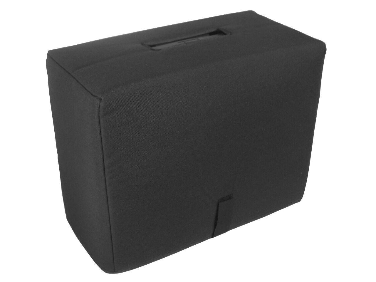 Dime Amplification D100C 2x12 Combo Amp Cover, Schwarz, Padding, Tuki (dime003p)