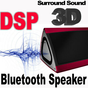 bluetooth lautsprecher box 3d dsp surround super bass f r. Black Bedroom Furniture Sets. Home Design Ideas