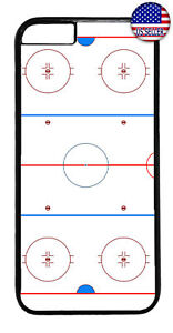 Ice-Hockey-Ring-Sports-Puck-Skating-Case-Cover-iPhone-Xs-Max-XR-X-8-7-6-Plus-5-4