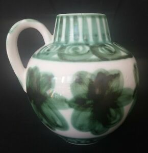 c1960-Rye-Pottery-David-Sharp-Vase-9-Inches-Unusual-Size-FREE-Delivery-UK