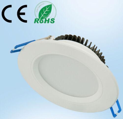 LED Einbaulampe Downlight 230V 4W Milchglas 7000K Deckenstrahler Einbauspot Spot