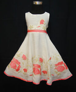 New-Girls-Summer-Party-Pageant-Dress-18M-to-5-Years