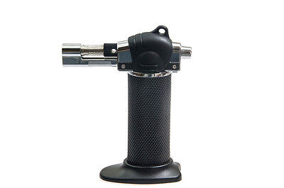 Butane Micro Blow Torch Gas Torch 1300℃ Burner Soldering Flame Cook BBQ Lighter