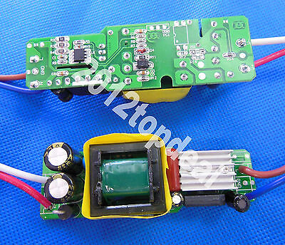 Constant Current Driver for 12-18pcs 3W High Power LED in series AC85-265V 650mA