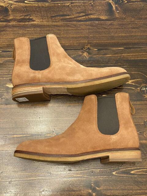 Mens Clarks Clarkdale Gobi Boot - Black